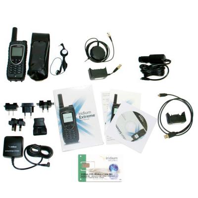 Купить Iridium 9575 Extreme комплект 250 минут в GLOBSAT - IRIDIUM 9575 EXTREME, сим-карта, 250 минут эфирного времени, фирменный кейс в подарок - первый сертифицированный по военному стандарту спутниковый телефон. Будьте всегда на связи!