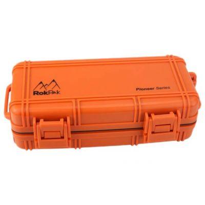 РокПАК - первый и единственный продукт в мире, который объединяет солнечную батарею, зарядку аккумулятора и прочный водонепроницаемый чехол. Литий-ионный аккумулятор емкостью 12,000 мАч и двойной разъем USB с выходом 2.4А каждый позволяет быстро зарядить любое устройство, включая смартфоны, планшеты и фотоаппараты.